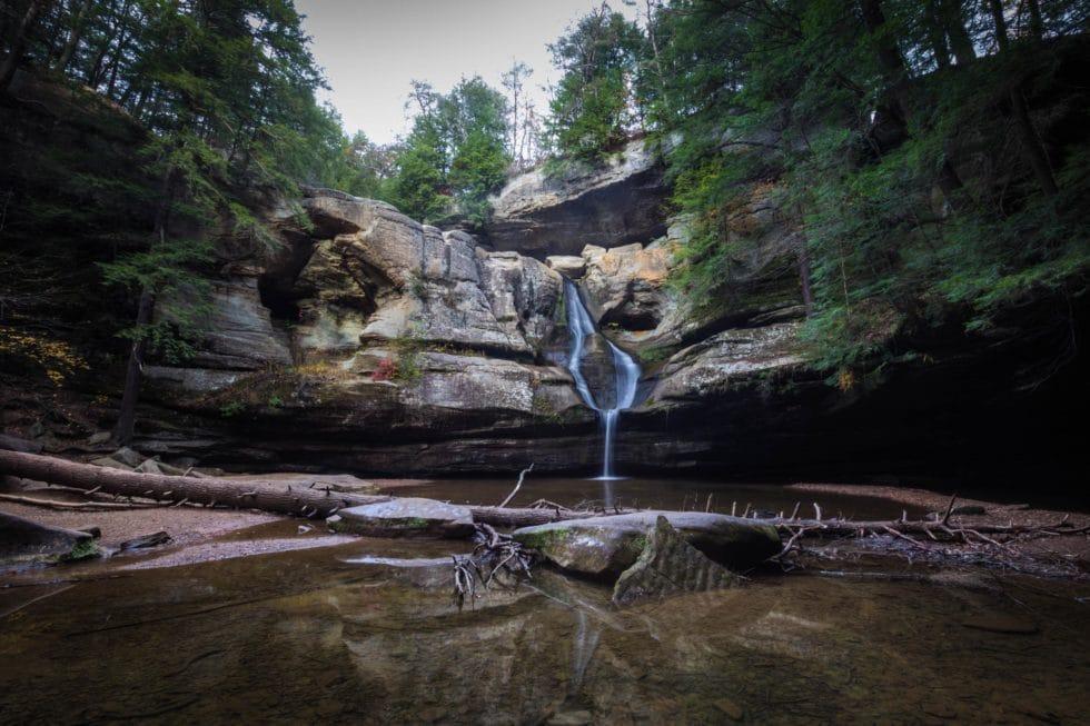 Cedar Falls At Hocking Hills State Park Photos