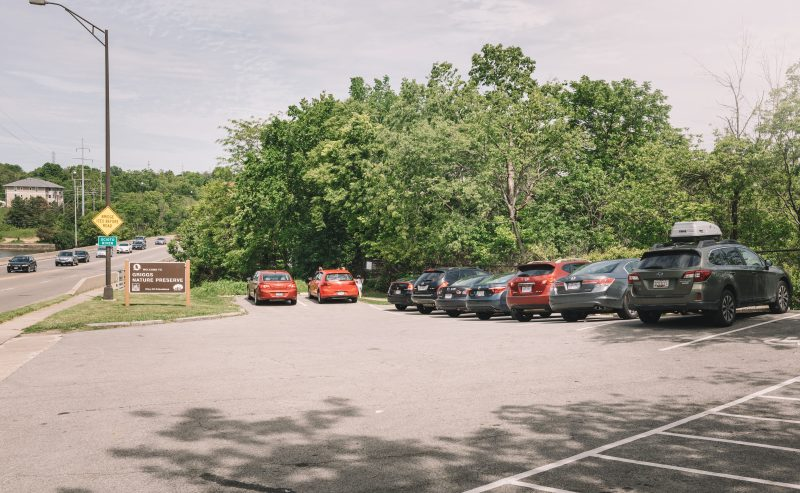 Griggs Nature Preserve Parking