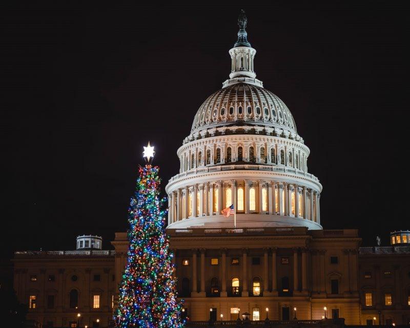 Capitol Christmas Tree 2018