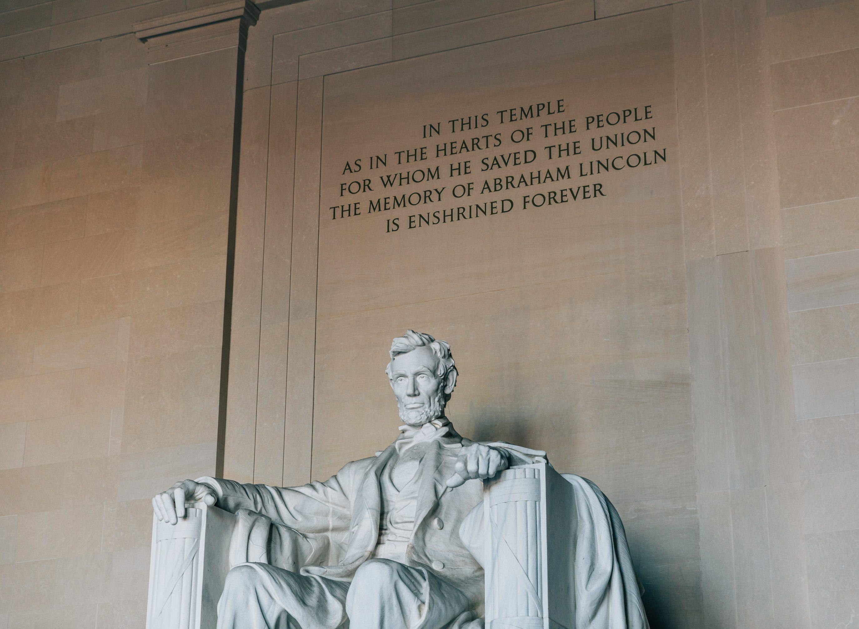 Lincoln Memorial Close Ups