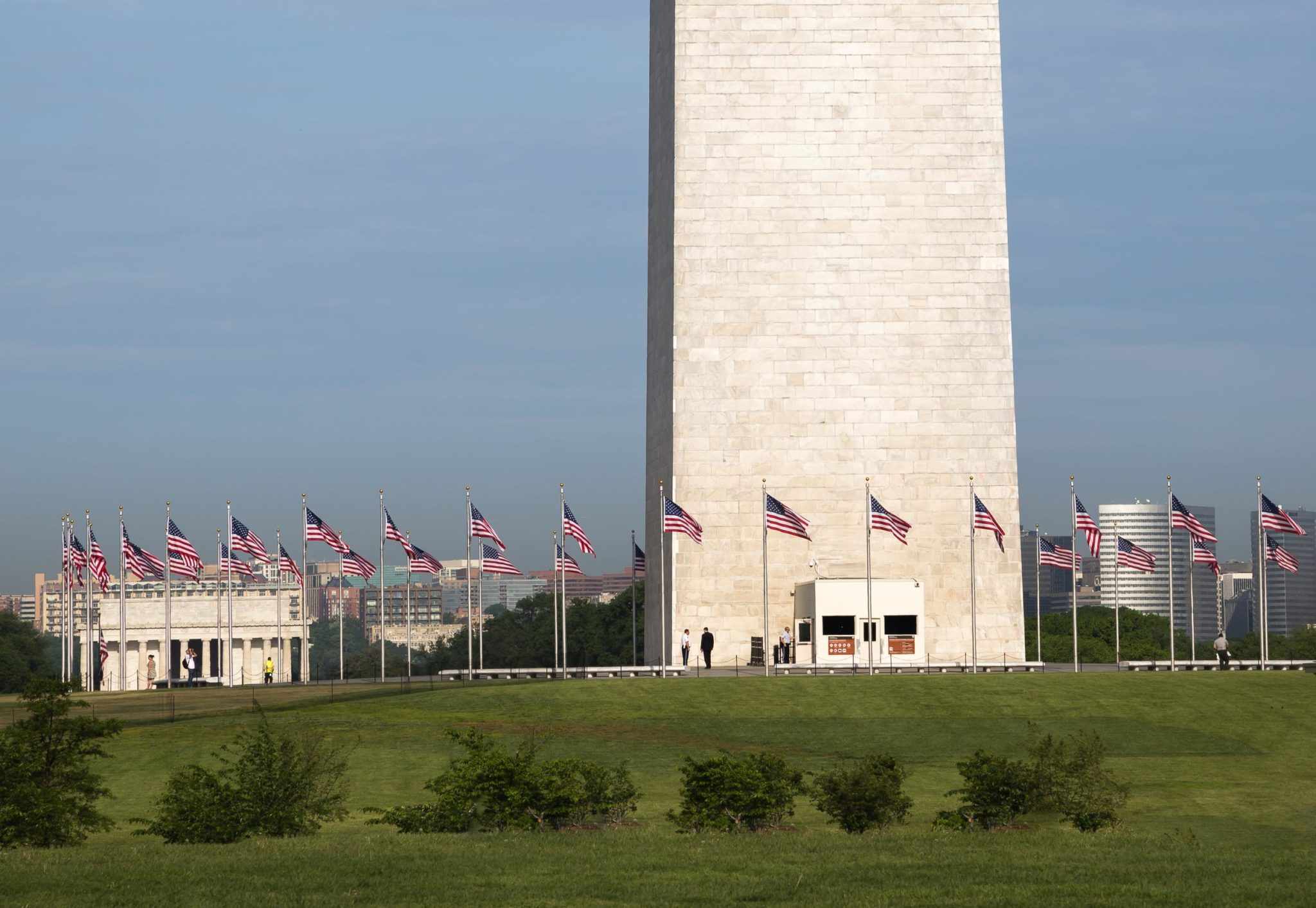 Washington Monument Reopening