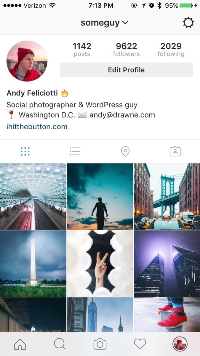 Andy Someguy Instagram