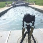camera setup at umd mall