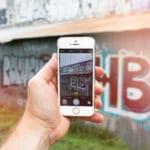 iphone 5s graffiti