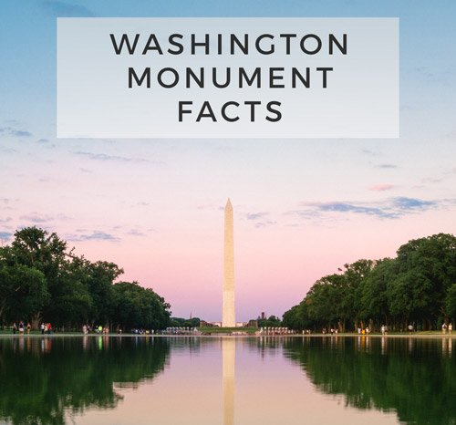 Washington Monument Facts