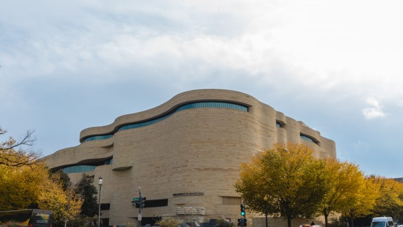 National Museum Of The American Indian Fall
