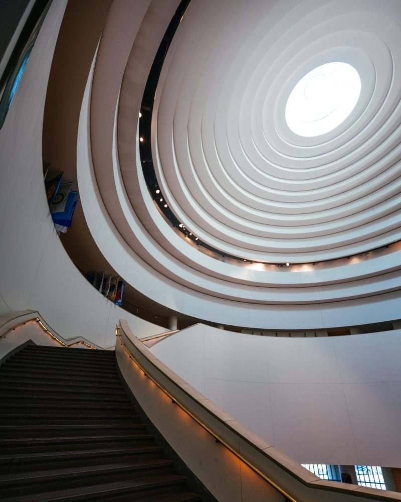 Grand Hall of the National Museum Of The American Indian