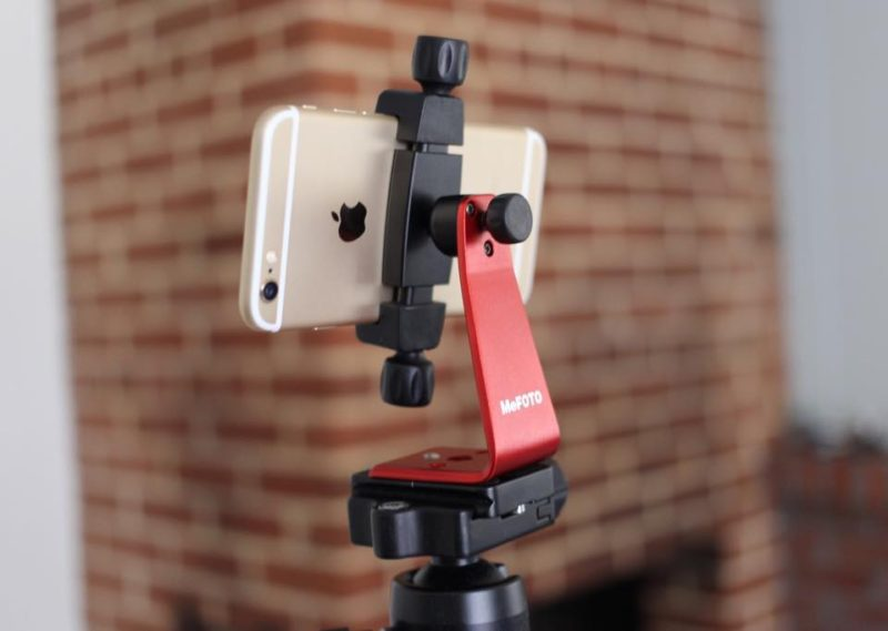 iPhone Tripod Mefoto