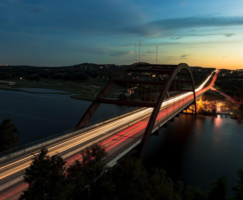 360 Bridge Overlook in Austin Texas