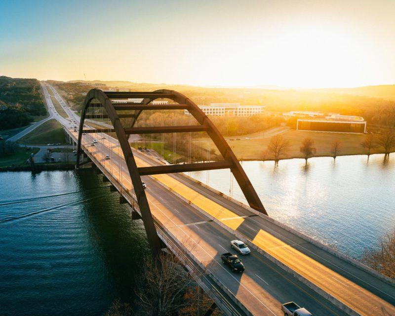 Bridge Overlook Austin