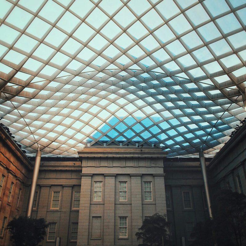Kogod Courtyard Ceiling
