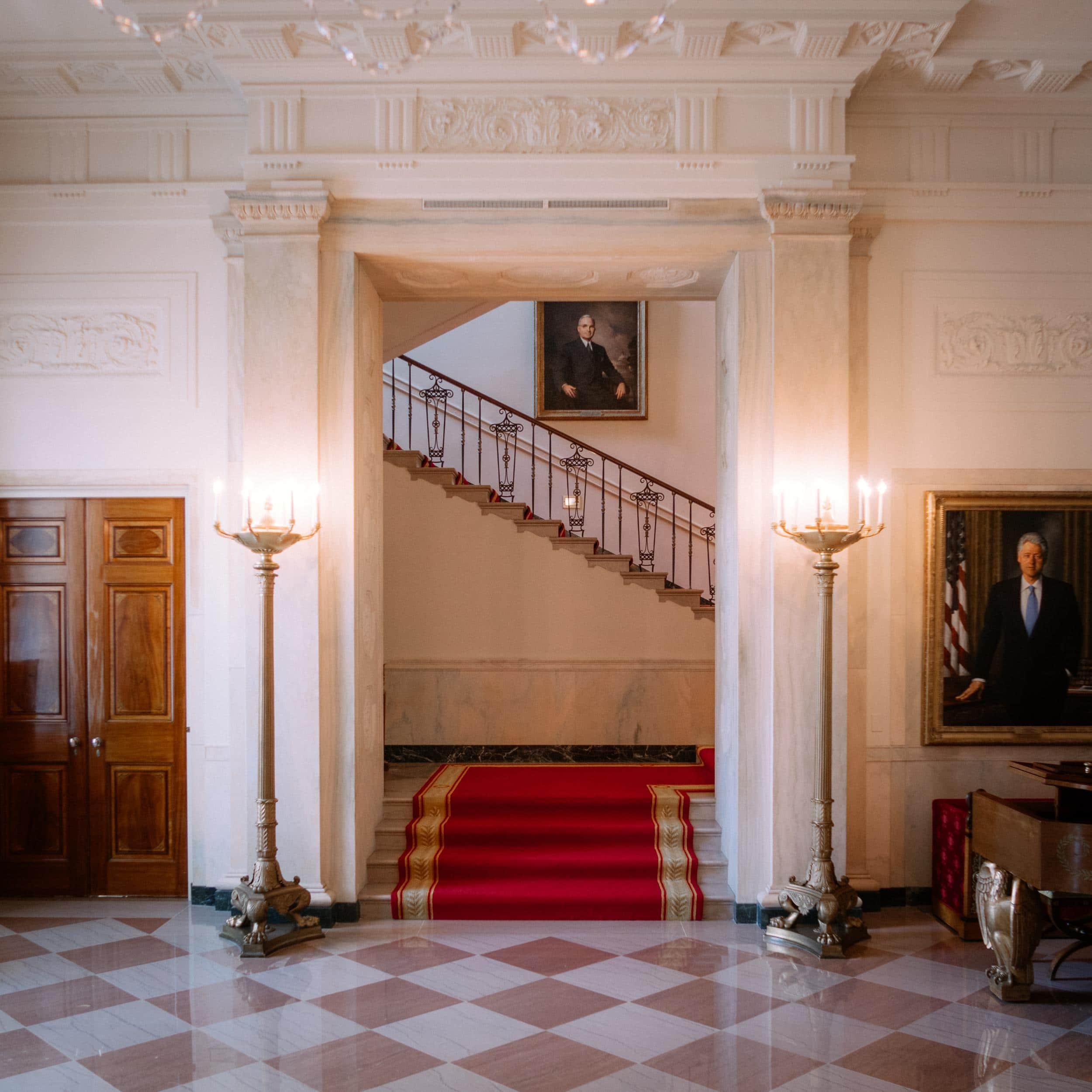 White House Meeting Room
