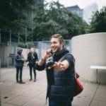 Daniel Kemery At Instagram Meetup