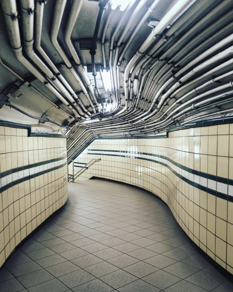 9th Street Path Station in NYC