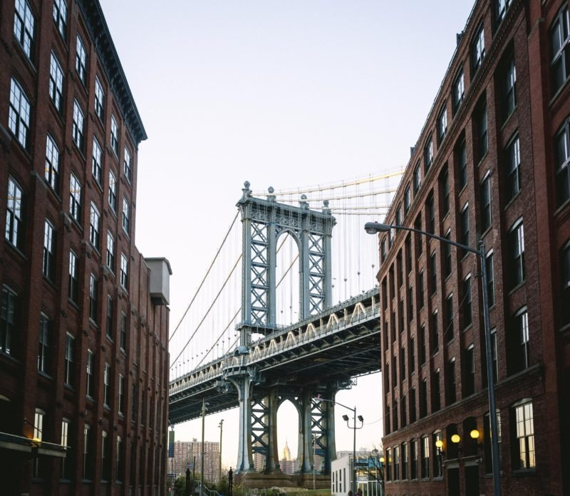 Dumbo View in New York