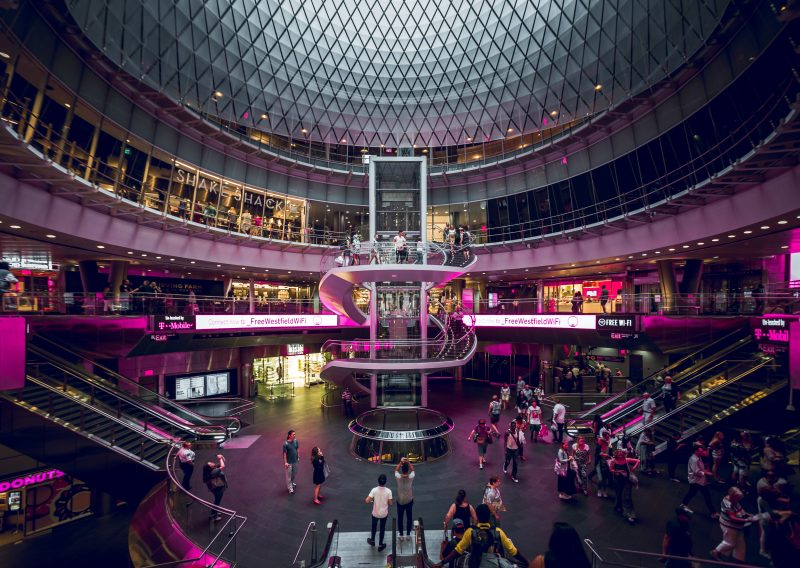 Fulton Center Nyc Main Hall