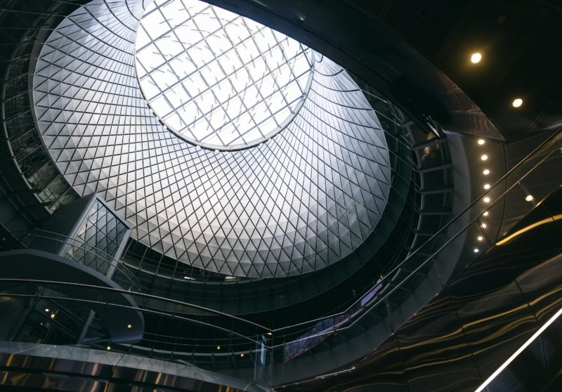 Fulton Center Skylight