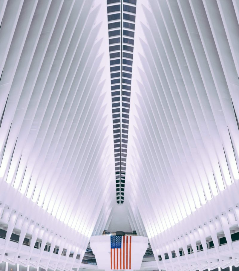 World Trade Center Path Station (Oculus)