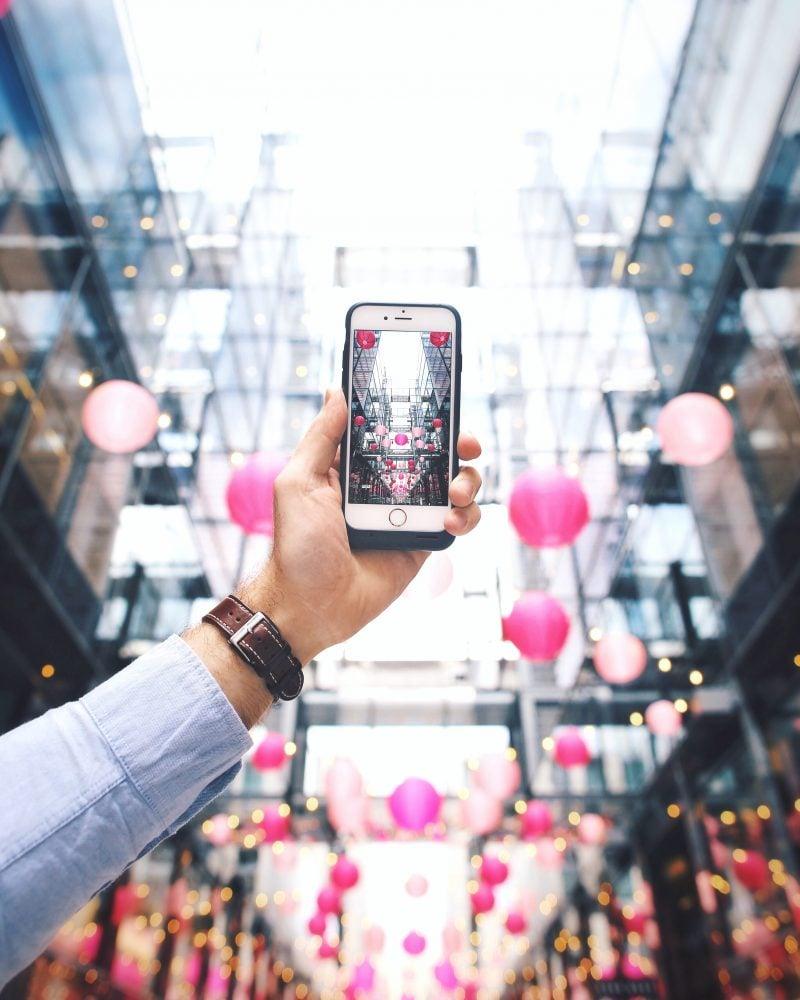 Citycenterdc Cherry Blossom Pink