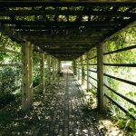 Dumbarton Oaks Gardens Hallway
