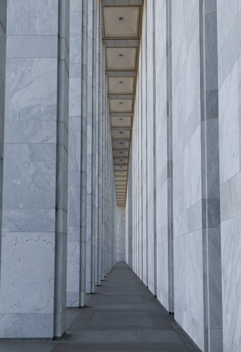 James Madison Memorial Building's Columns