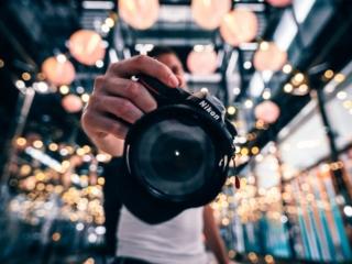 Photographer At Citycenterdc