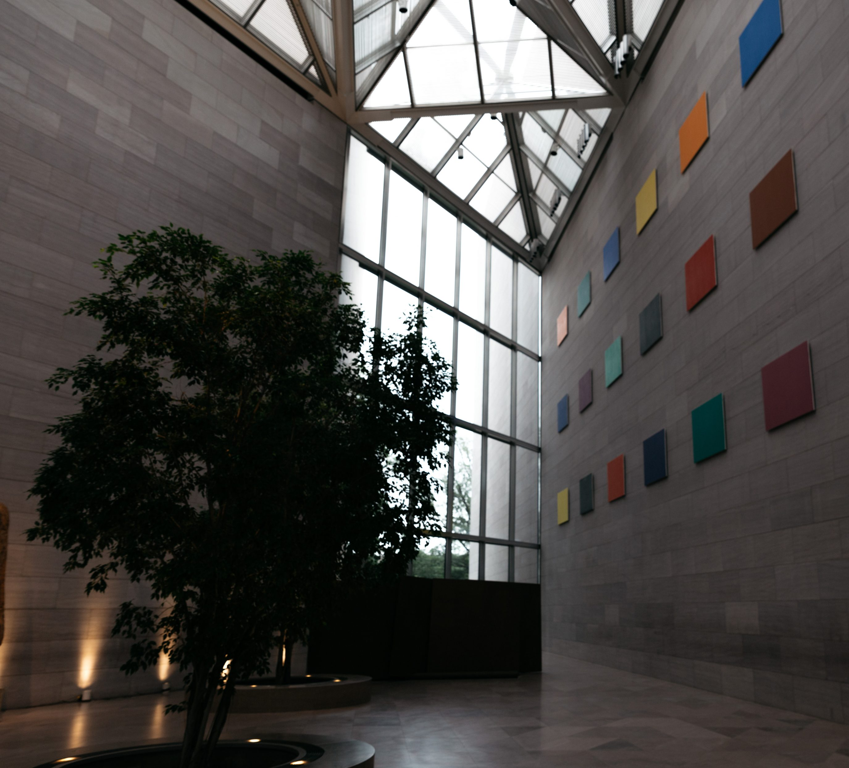 Photos From The National Gallery Of Art East Building