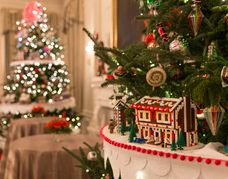 Holiday White House Tour