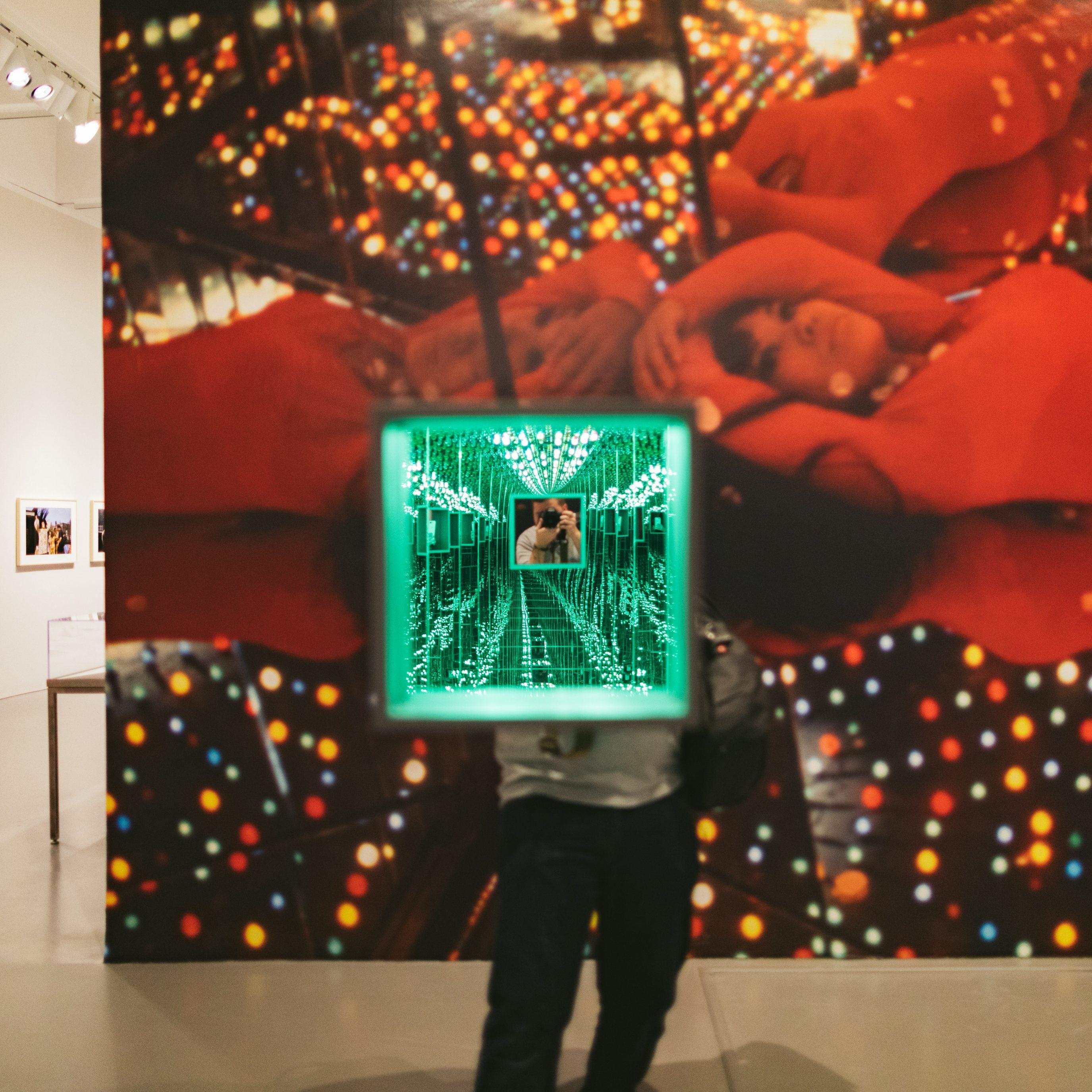 Yayoi Kusama S Infinity Mirrors At The Hirshhorn Museum