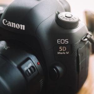 Canon 5d Mark Iv Emblem