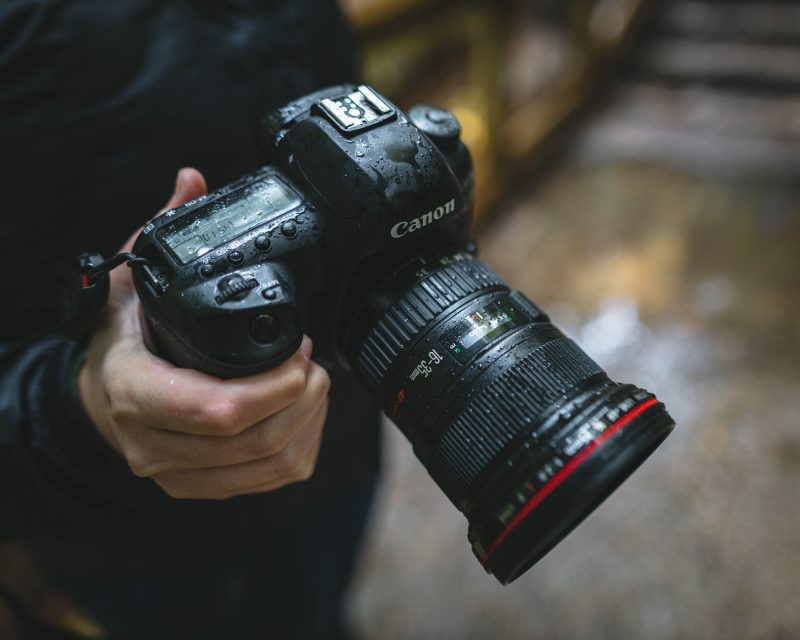 Canon 5d Mark Iv In Rain