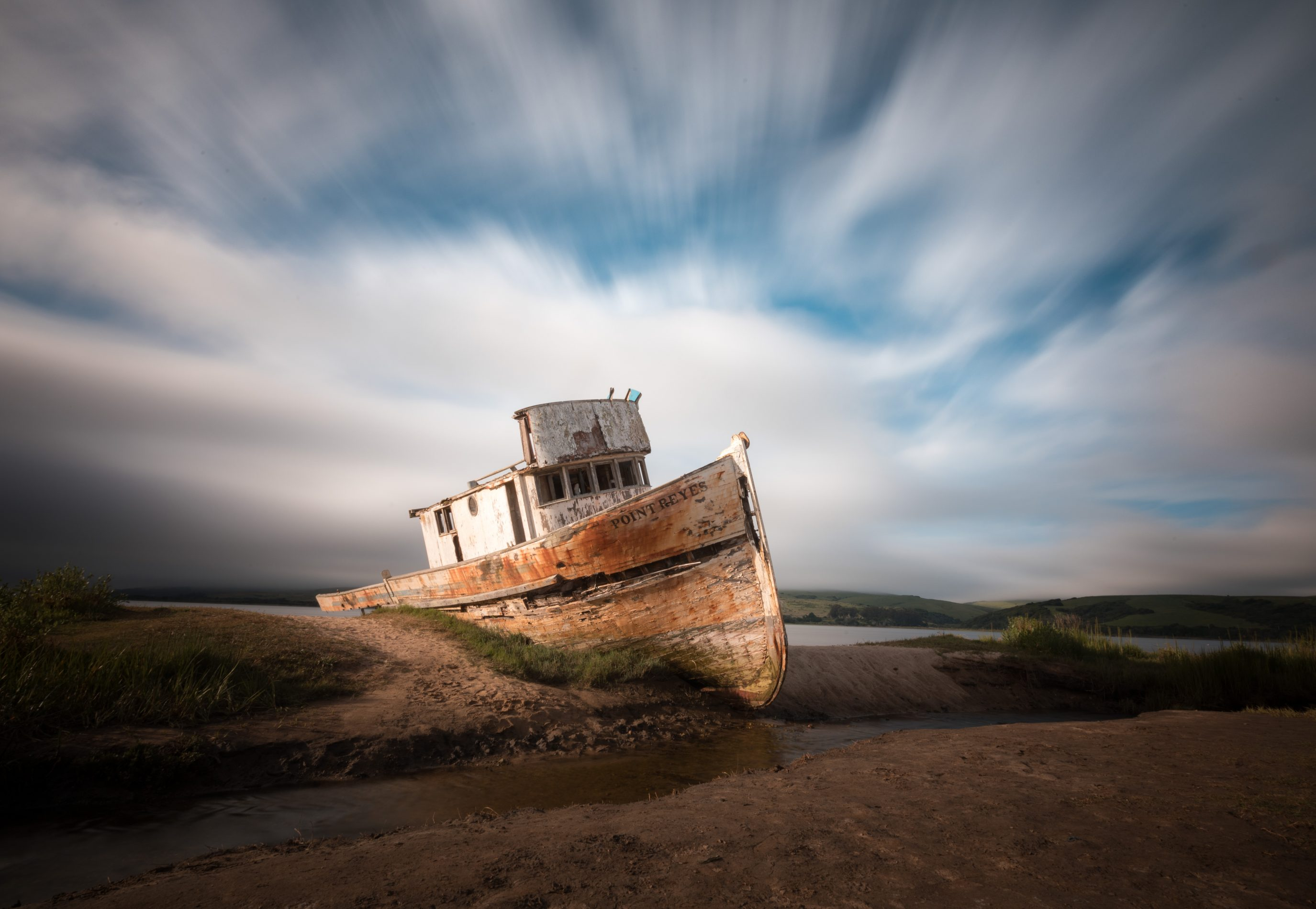 Best places to photograph in point reyes