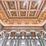 Library Of Congress Pillars