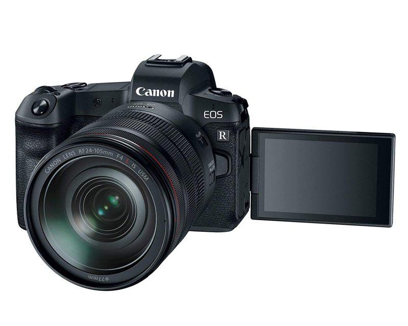 Canon Eos R Flip Screen