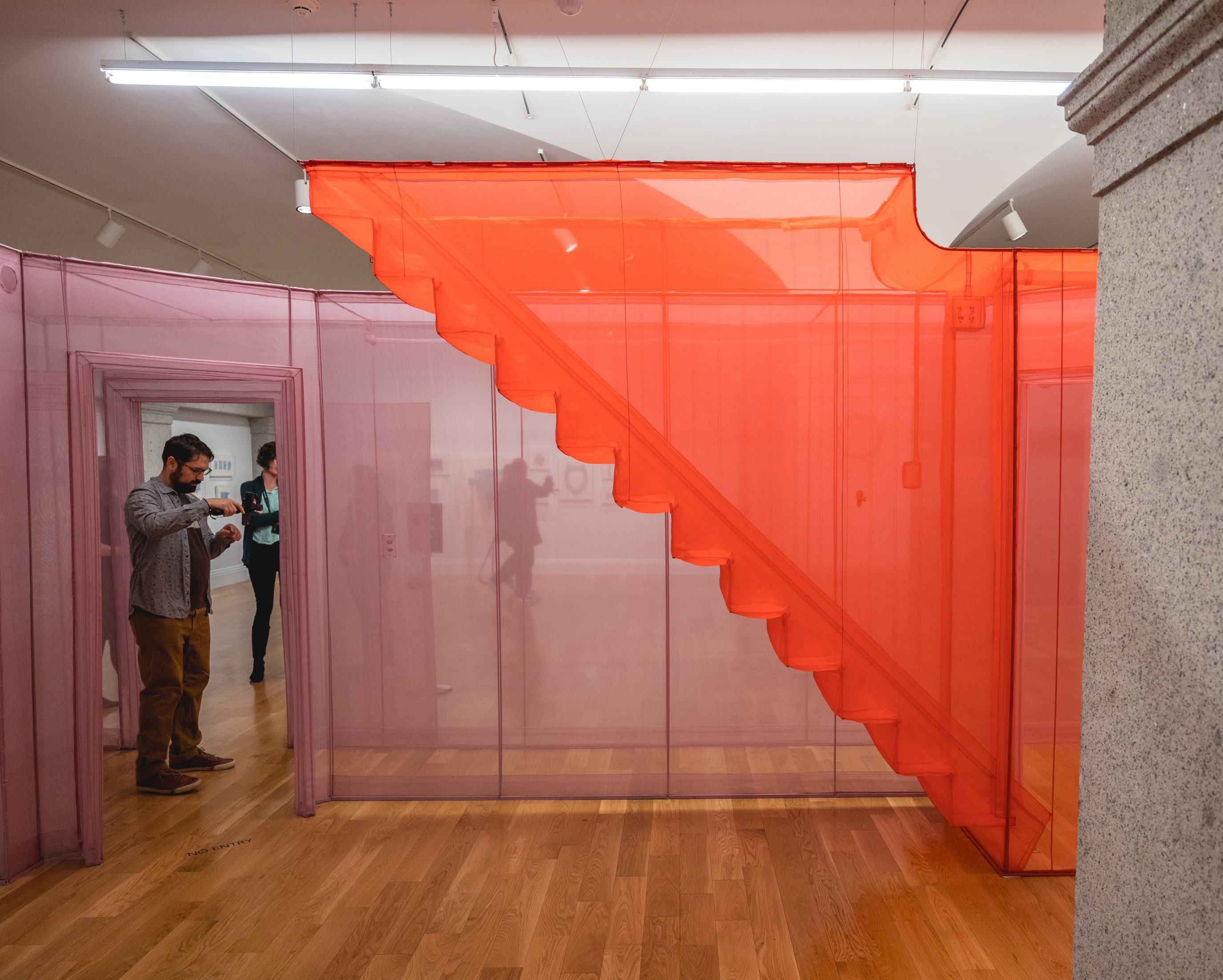 Smithsonian Saam Do Ho Suh Almost Home 11