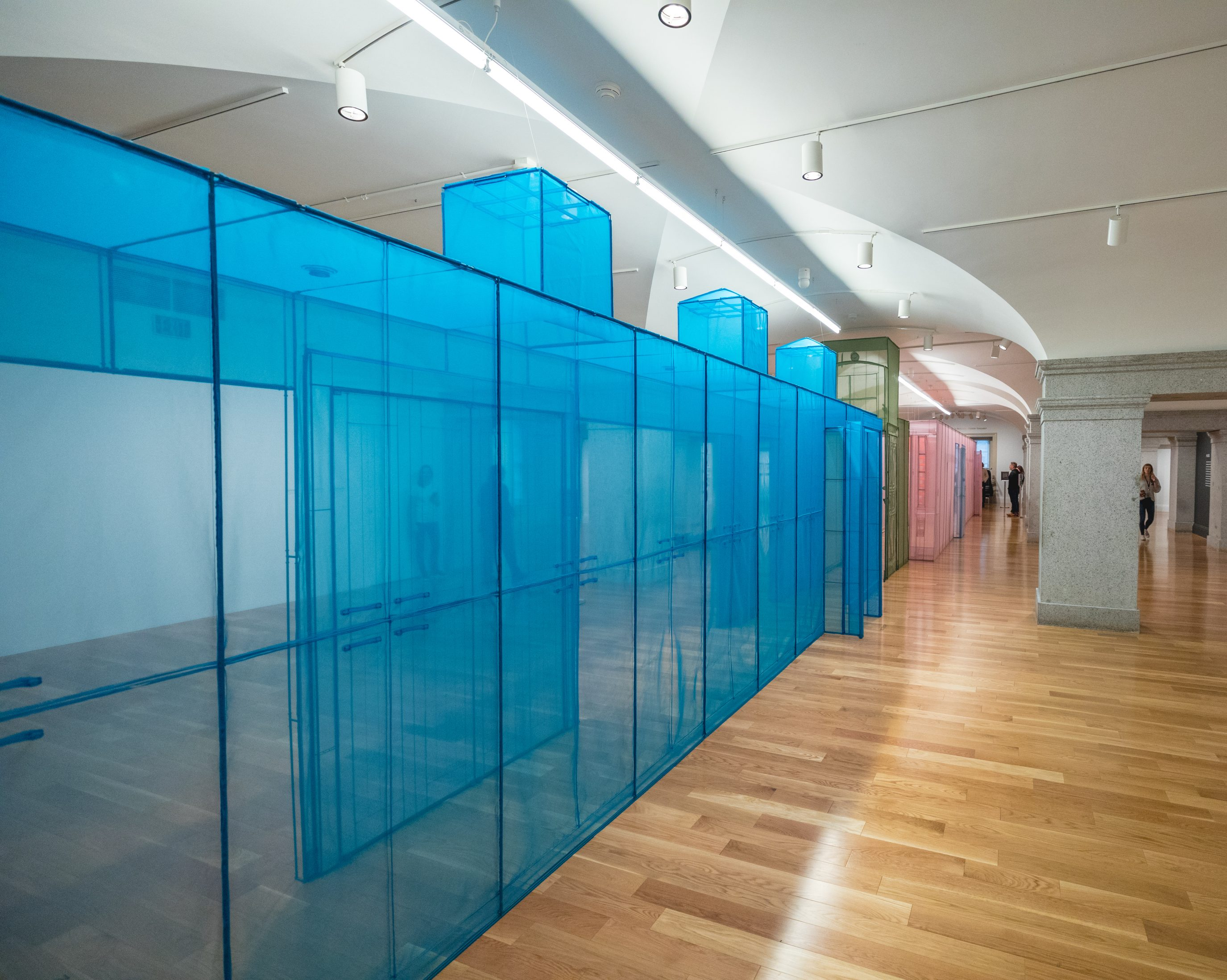 Smithsonian Saam Do Ho Suh Almost Home 14