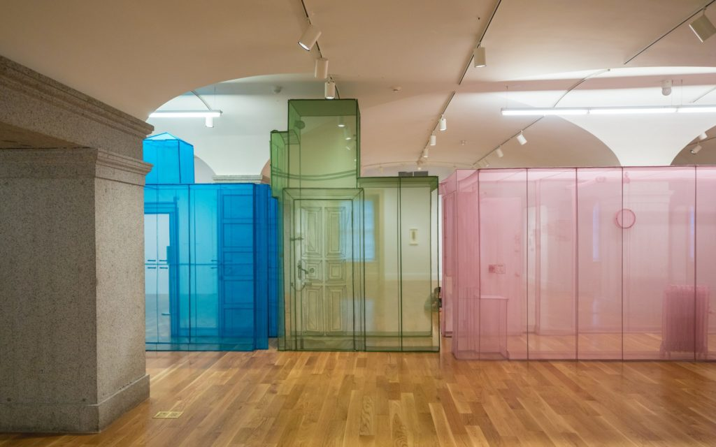 Smithsonian Saam Do Ho Suh Almost Home