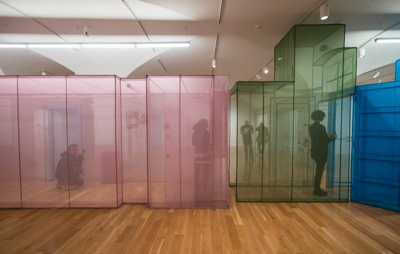 Smithsonian Saam Do Ho Suh Almost Home 17