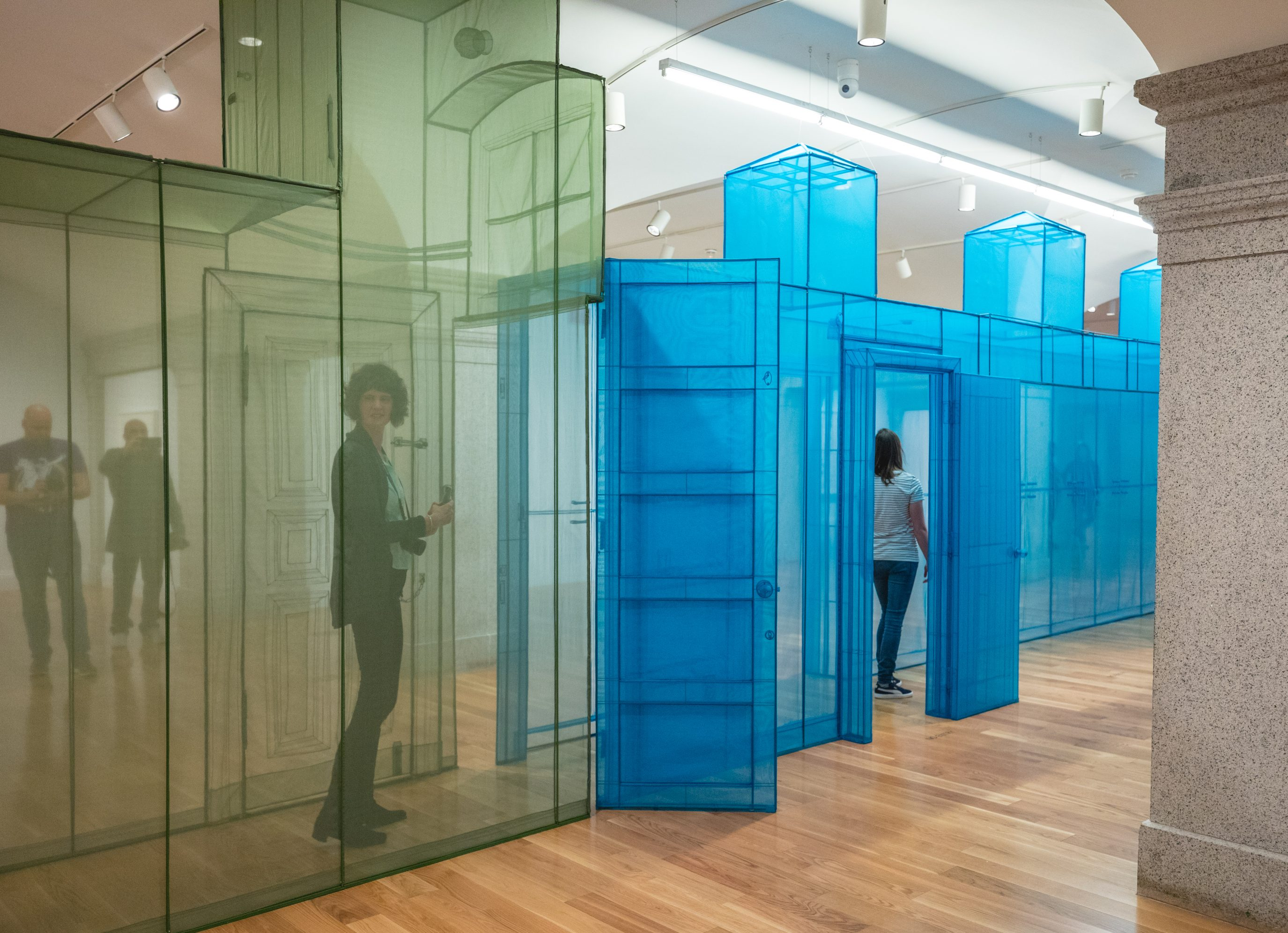 Smithsonian Saam Do Ho Suh Almost Home 18