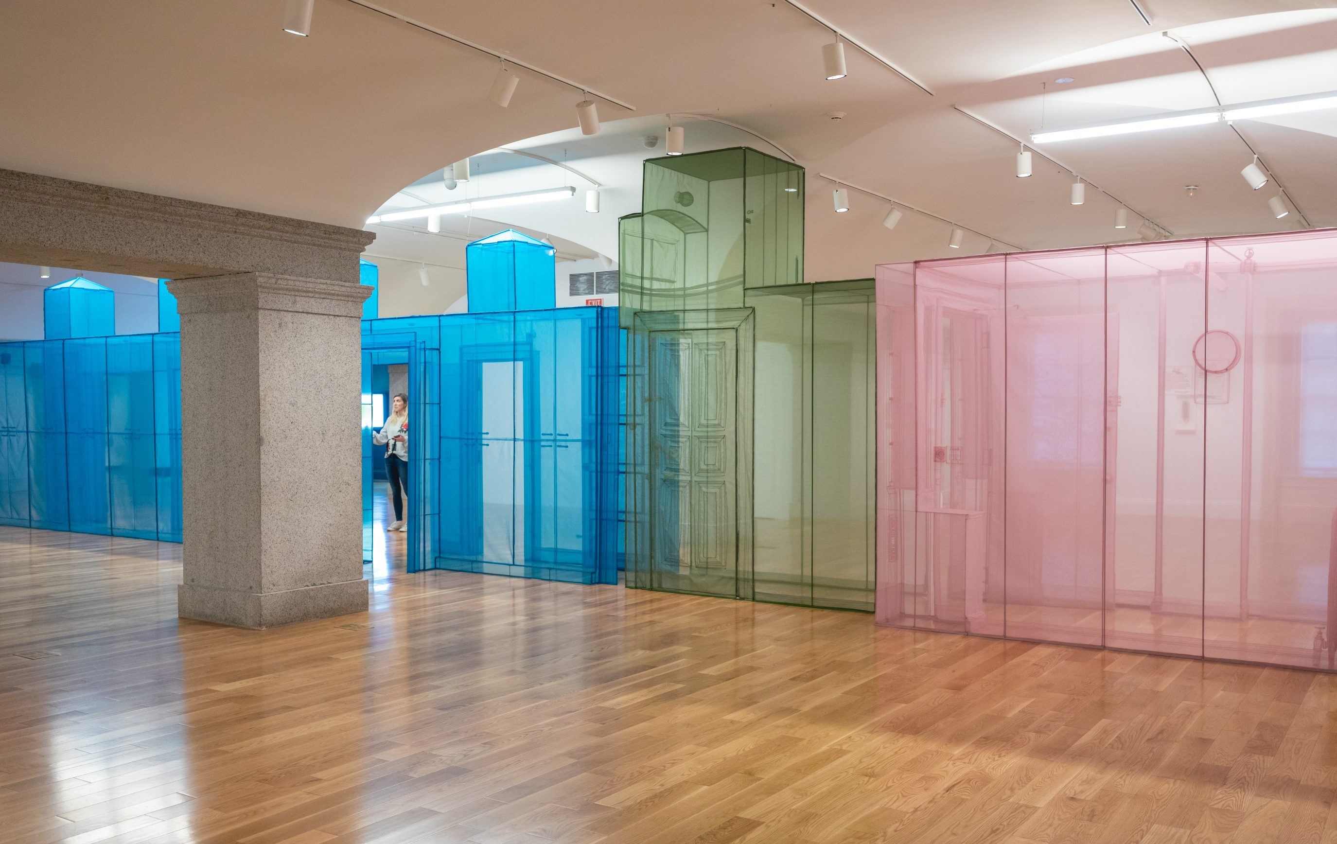 Smithsonian Saam Do Ho Suh Almost Home 2
