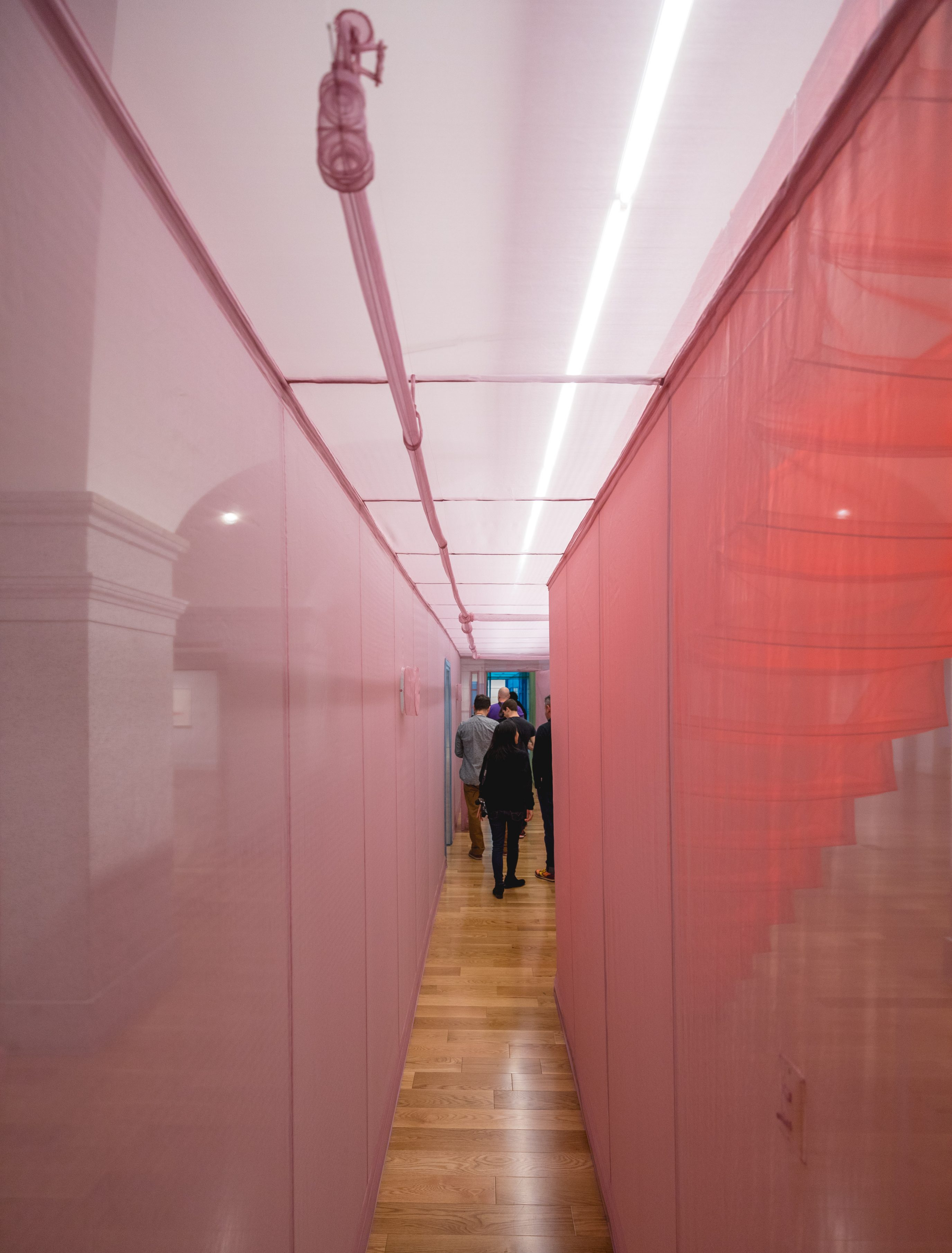 Smithsonian Saam Do Ho Suh Almost Home 5