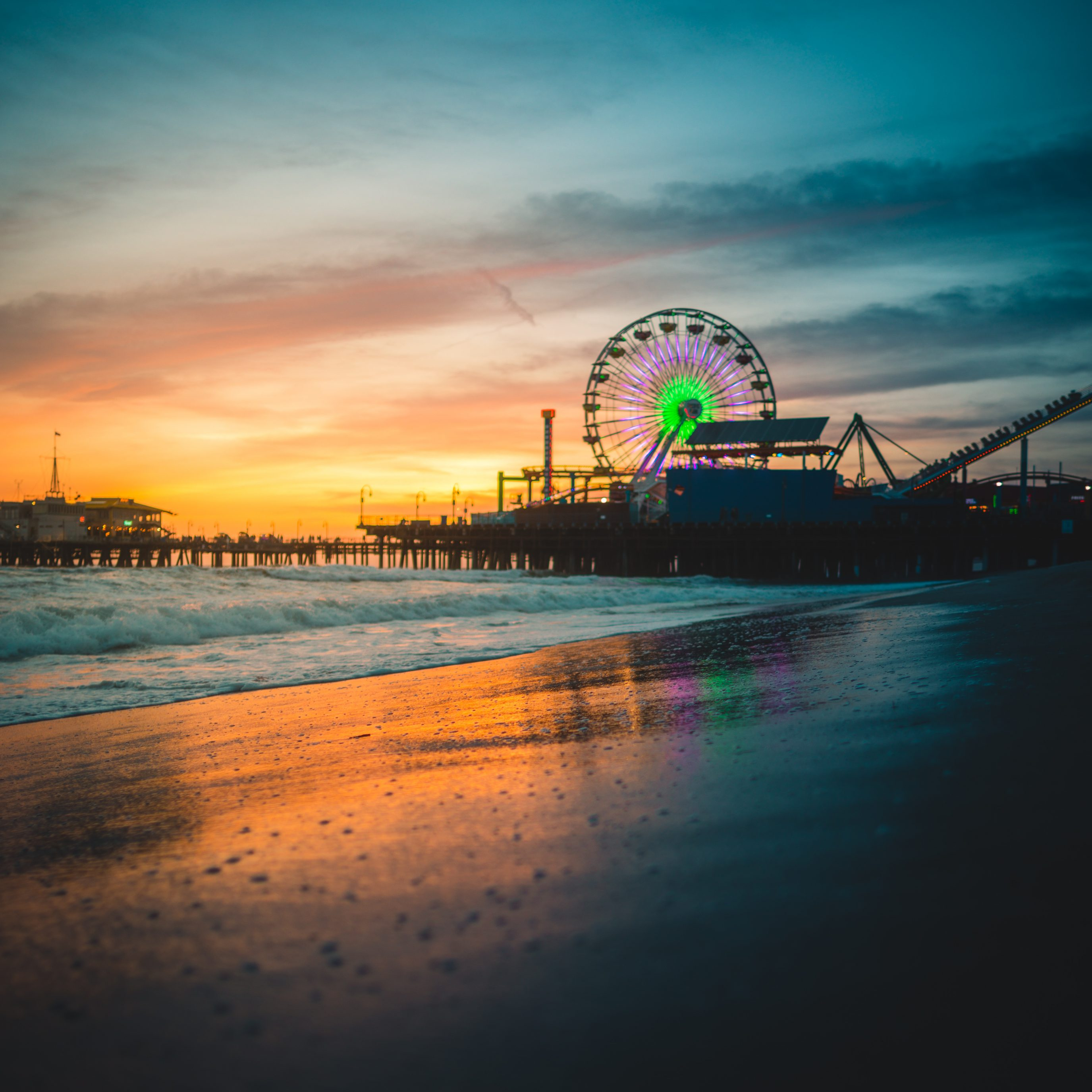 The Peir: The 19 Best Places To Photograph In Los Angeles (Travel Guide