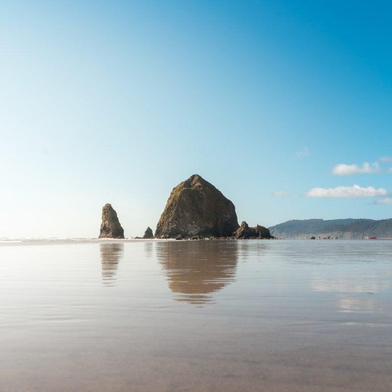 Haystack Rock Oregon