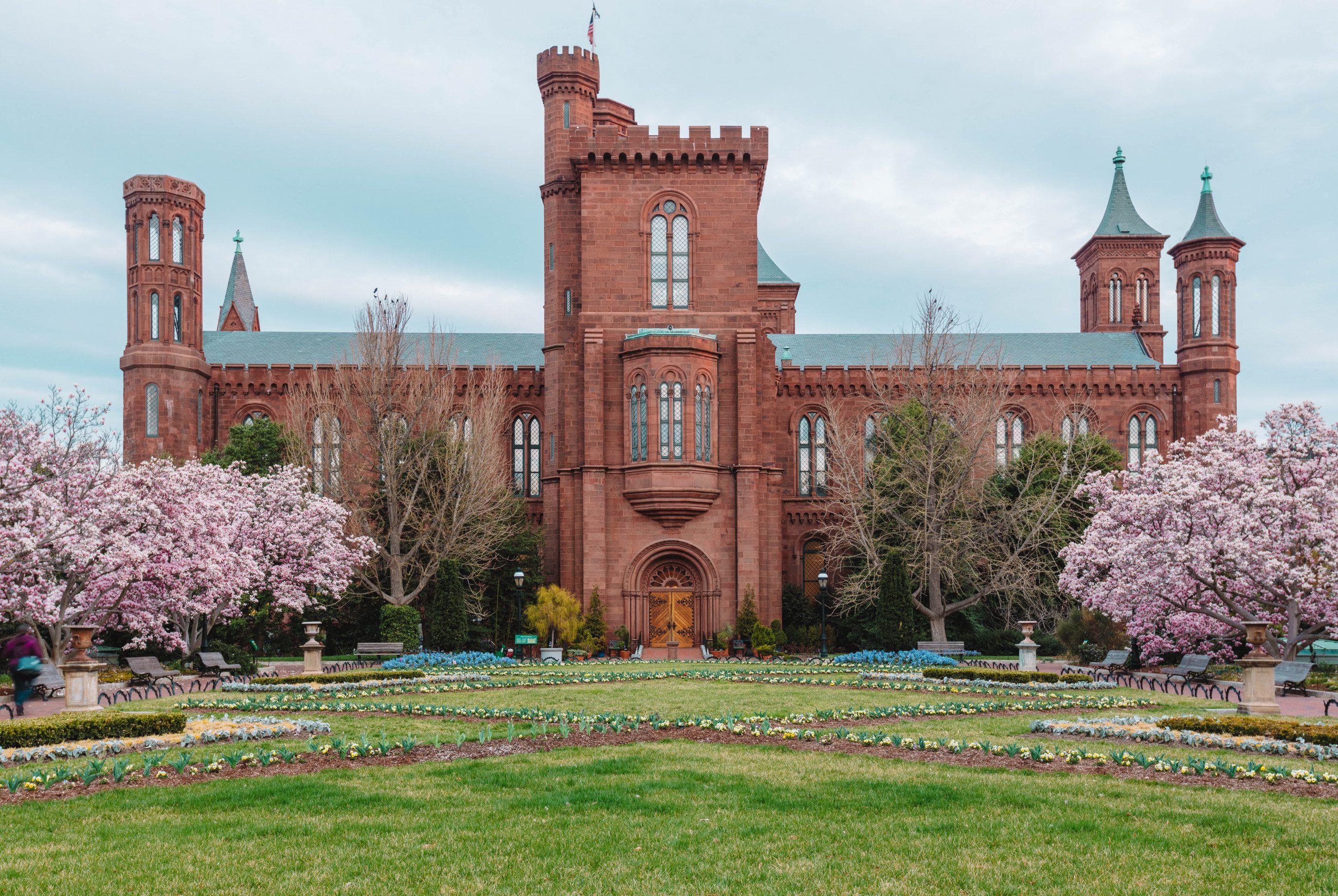 Enid Haupt Garden DC Smithsonian 16