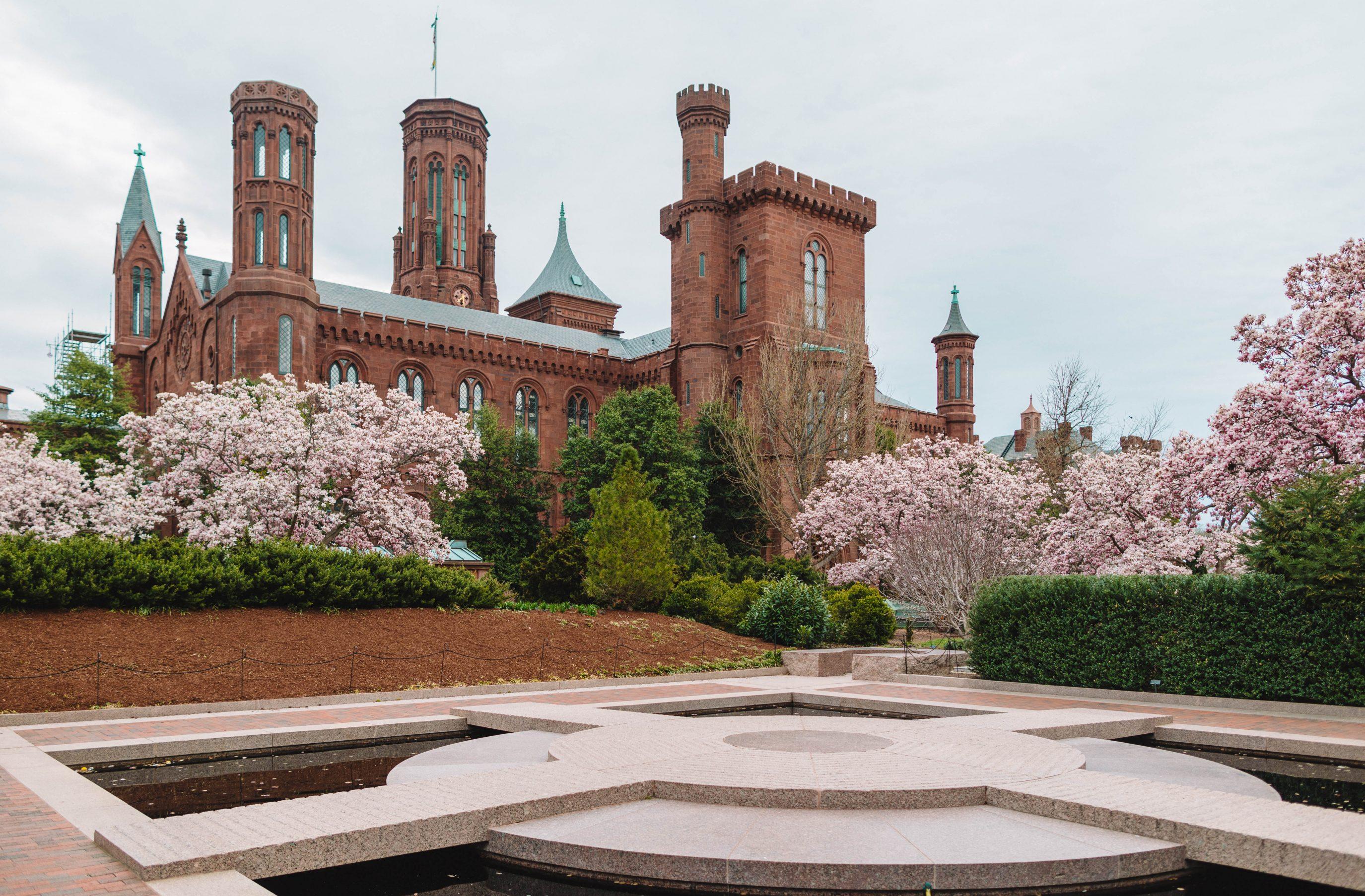 Enid Haupt Garden Dc Smithsonian 2