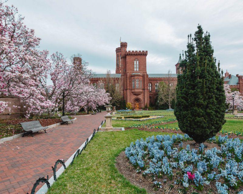 Enid Haupt Garden Dc Smithsonian 6