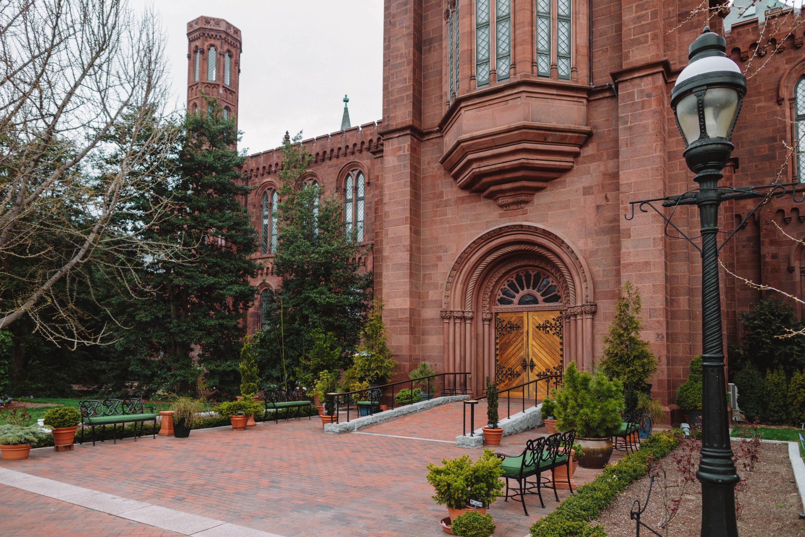 Enid Haupt Garden Dc Smithsonian 7