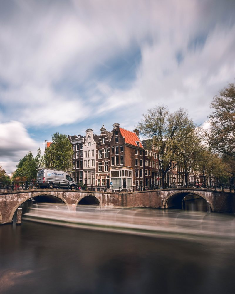 Leidsegracht Long Exposure