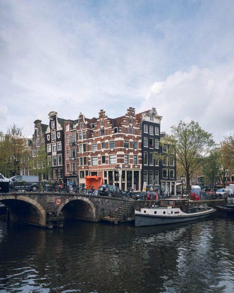Lekkeresluis Amsterdam