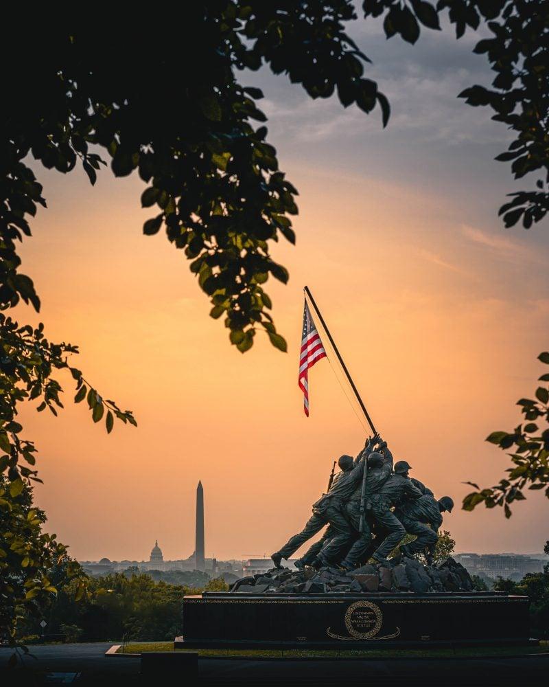 Iwo Jima Sunrise